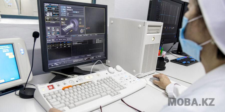 МРТ исследование в Мангистауской областной многопрофильной больнице г.Актау